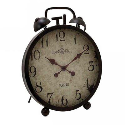 Picture of Rustic Vintage Clock