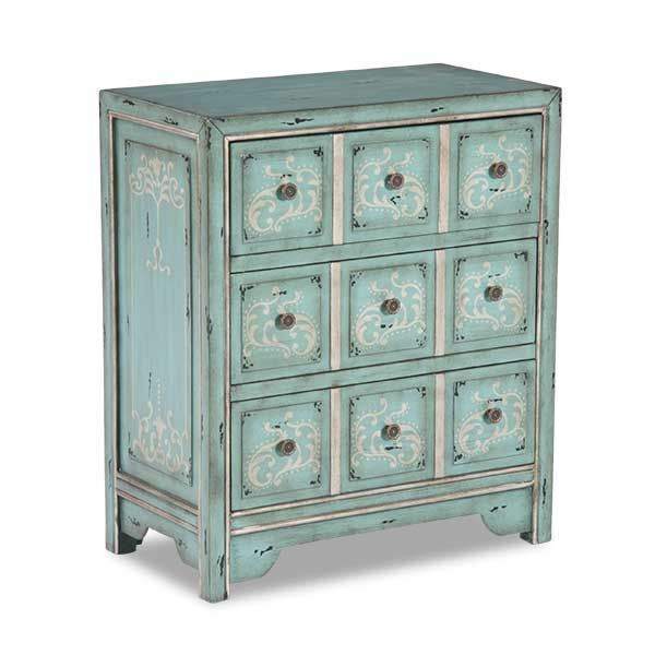 Picture of Seafoam Accent Chest