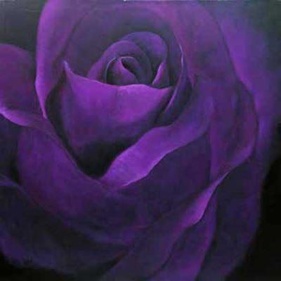 Picture of Precious I Purple Rose