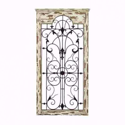 Picture of Metal Wall Decor