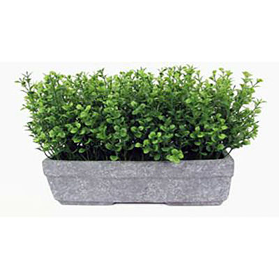 Picture of Artificial Grass Terracota Pot