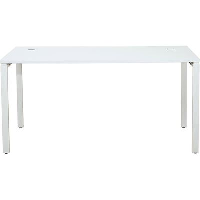 Picture of 60 In White Writing Desk *D