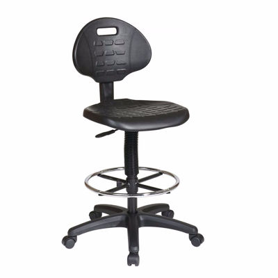 Picture of Black Intermediate Drafting Chair KH540 *D