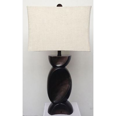 Picture of Chunky Twist Table Lamp