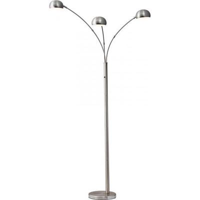 Picture of Arc Floor Lamp 3 Arm Steel
