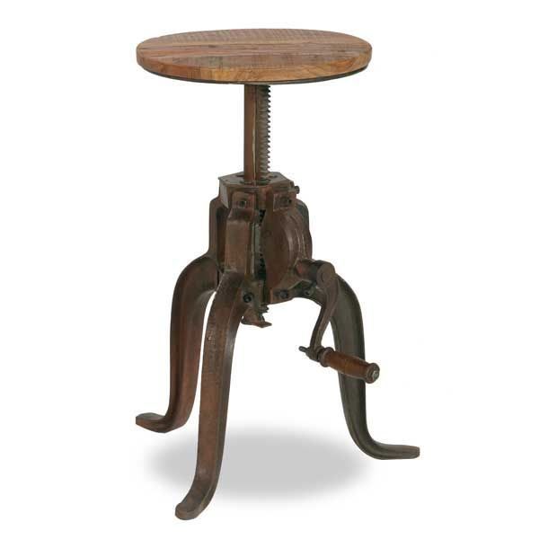 Picture of Vintage Industrial Stool