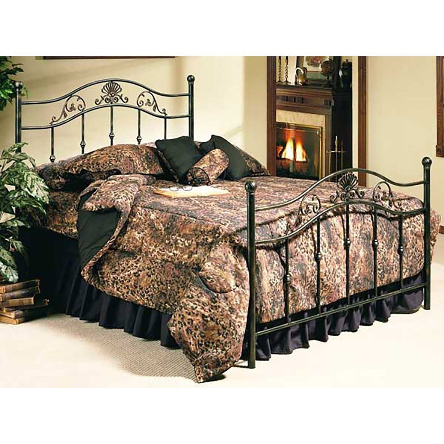 Madison Full Metal Bed 905 Fbed Afw