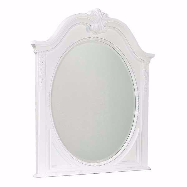 Picture of Jessica White Mirror