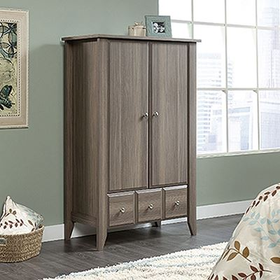 Picture of Shoal Creek Armoire Diamond Ash * D