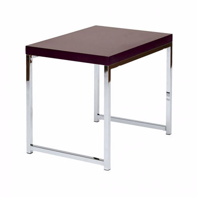 Picture of Espresso Wallstreet End Table *D