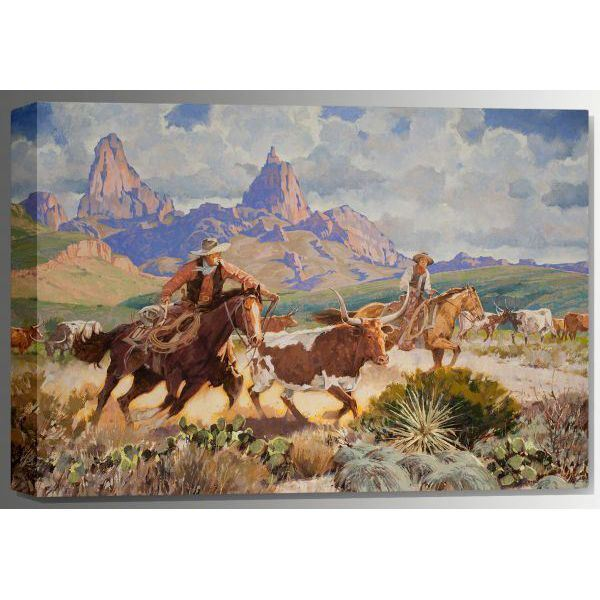 Picture of Down Texas Way 48x32 *D