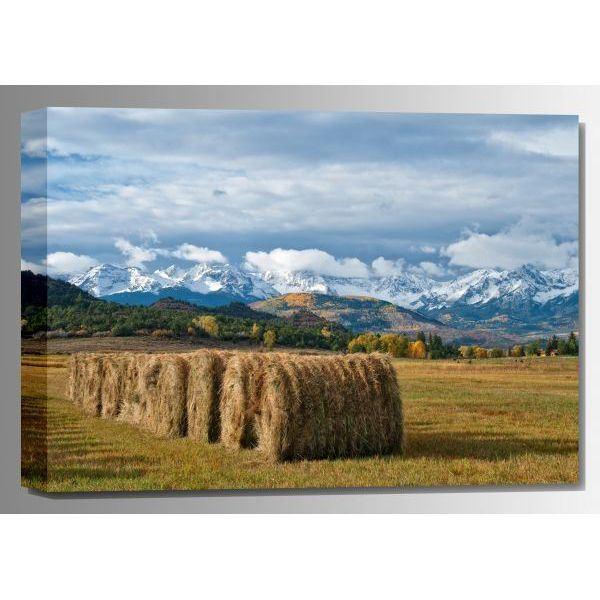 Picture of Colorado Hay Bales 36x24 *D