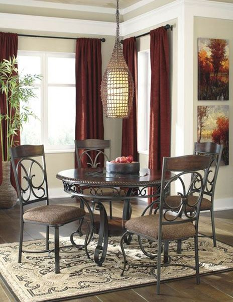 Picture of Glambrey 5 Piece Dining Set