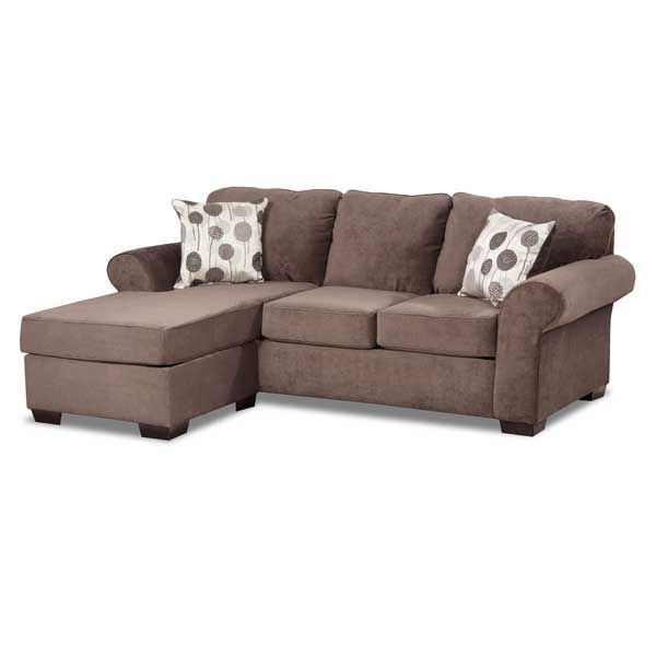 Picture of Prism Ash Sofa with Chaise