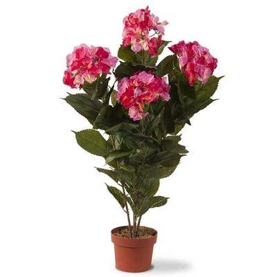 Picture of Faux Hydrangea Plant
