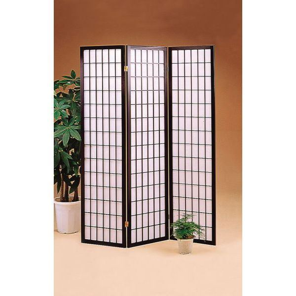 Picture of Folding Screen, Black *D