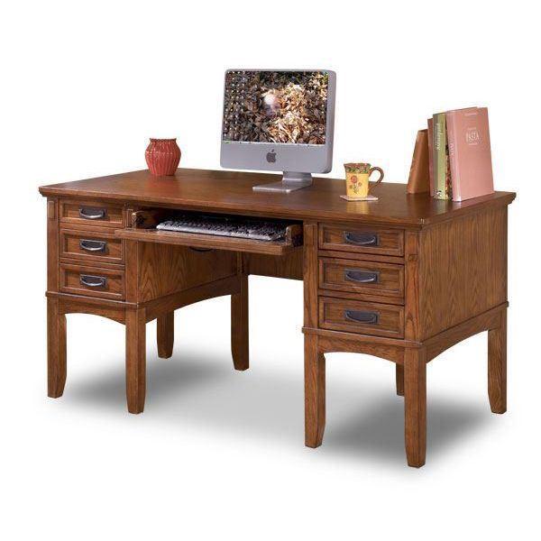 Cross Island Executive Desk H319 26 Ashley Furniture Afw Com
