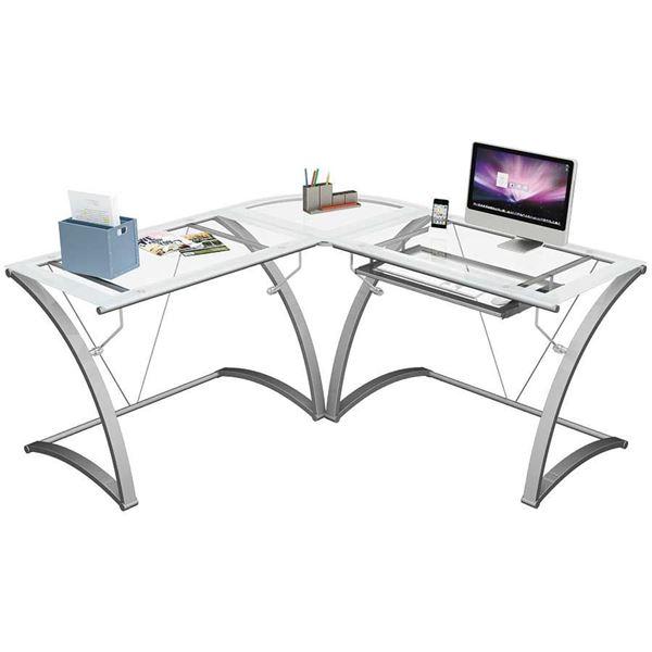 Picture of Kora L Shape Computer Desk