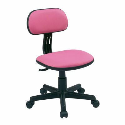 Picture of Pink Fabric Office Chair 499-261 *D