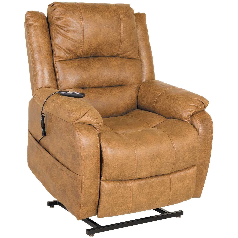 Yandel Saddle Two Motor Power Lift Chair