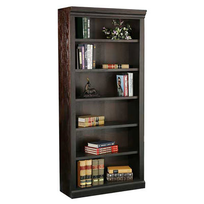 Picture of Espresso Bookcase, 5 Shelf