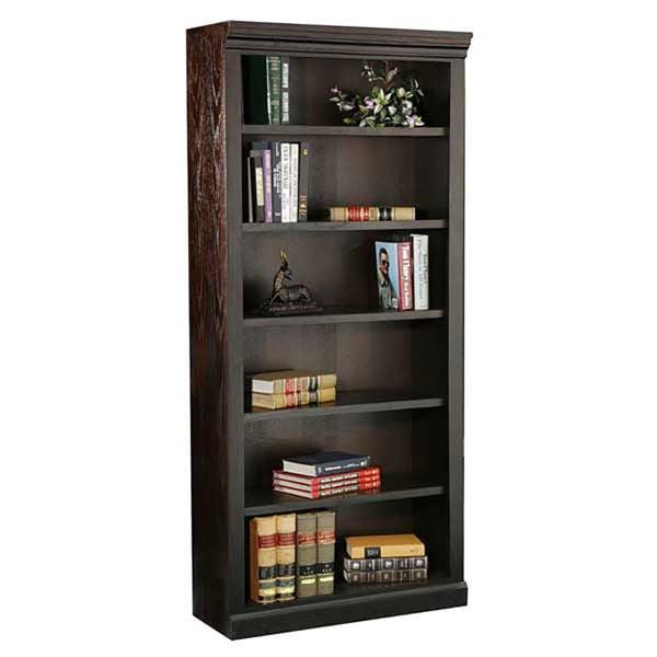 Picture of Espresso Bookcase, 5 Shelf