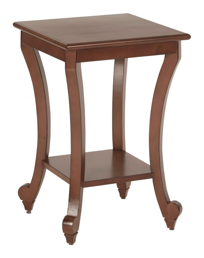 Excellent Daren Brown Accent Table D Dar6504 Ym10 Office Star Home Interior And Landscaping Oversignezvosmurscom