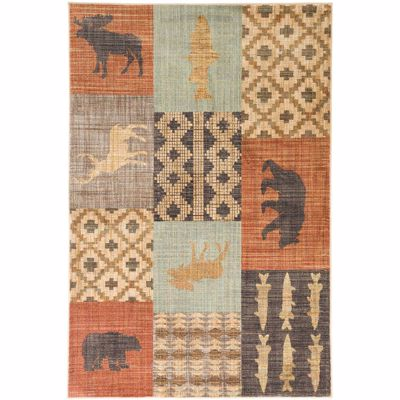 Picture of Nome Multi 8x10 Rug