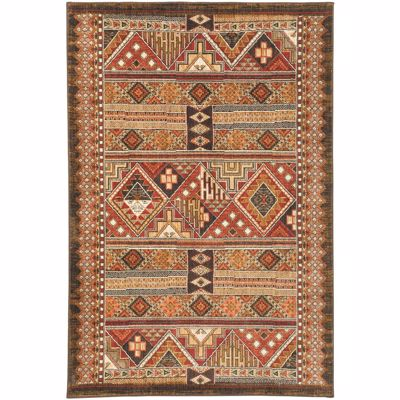 Picture of Sundance Garnet 8x 10 Rug