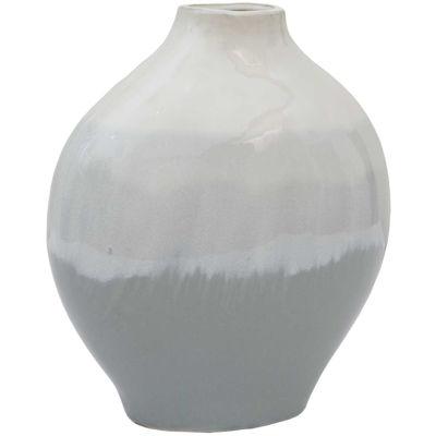 Picture of Grey Ivory Ceramic Vase