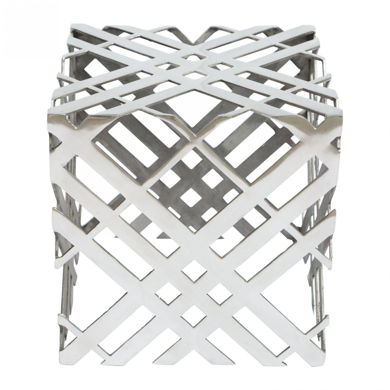 Picture of Carlisle Accent Table Aluminium *D
