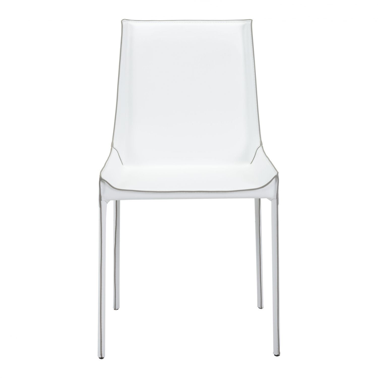 Picture of Fashion Dining Chair White , SET OF 2 *D