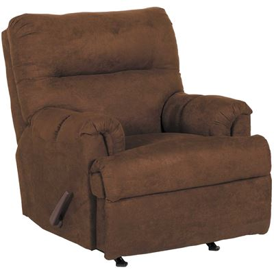 Picture of Aden Chocolate Rocker Recliner
