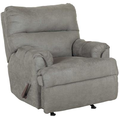 Picture of Aden Gray Rocker Recliner