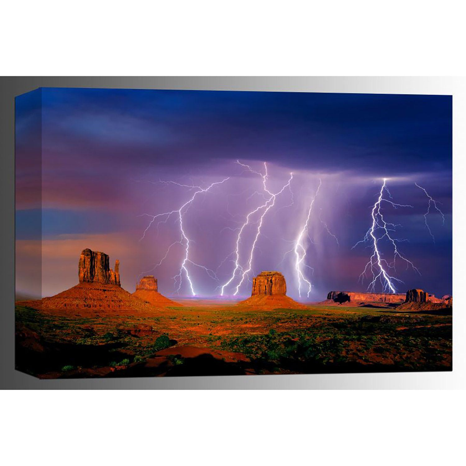Picture of Monumental Storm 32x48 *D