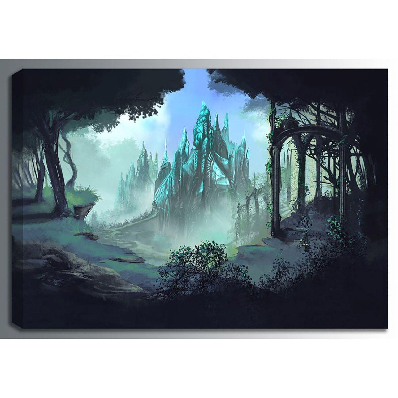 Picture of Fantasy Castle 24x16 *D