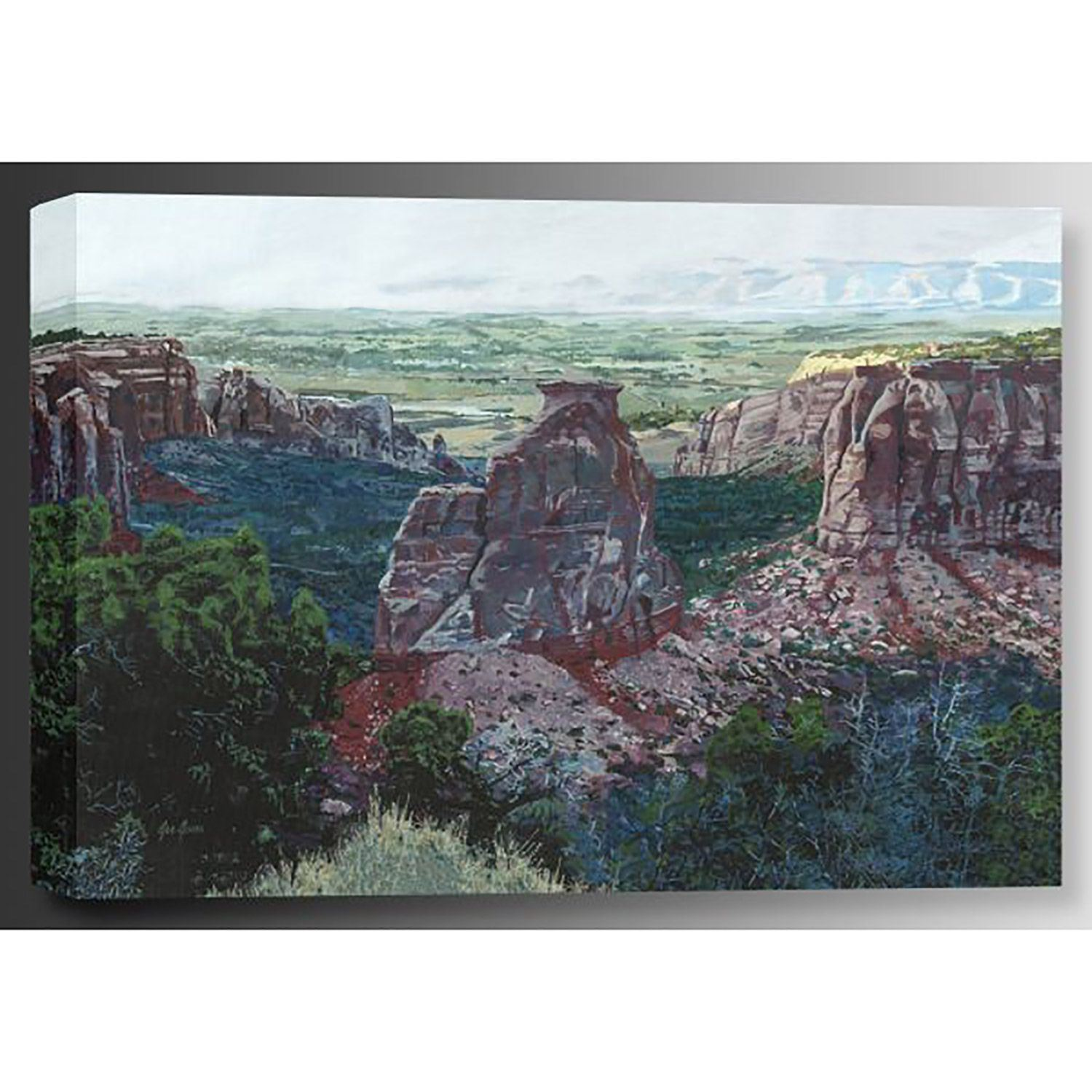 Picture of Independence Rock 48x32 *D