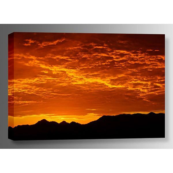 Picture of Sky Fire 36x24 *D