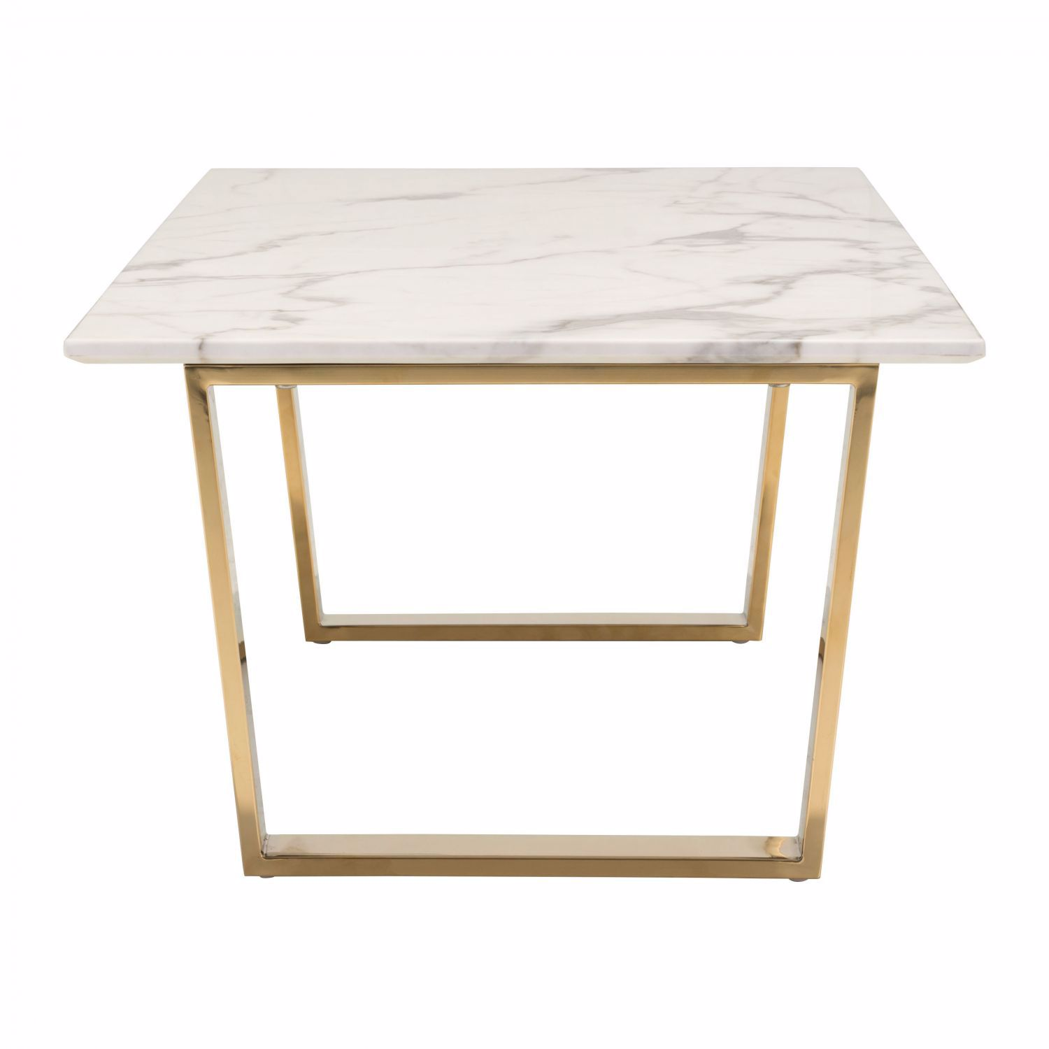 Picture of Atlas Coffee Table Stone & Gold
