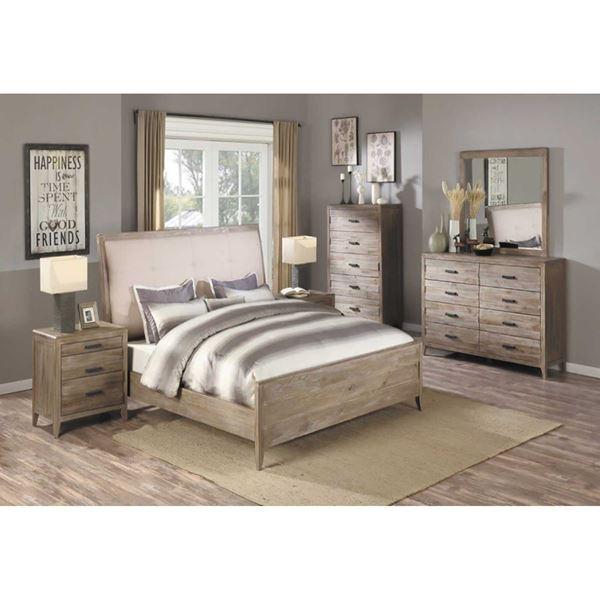 Picture of Torino 5 Piece Bedroom Set