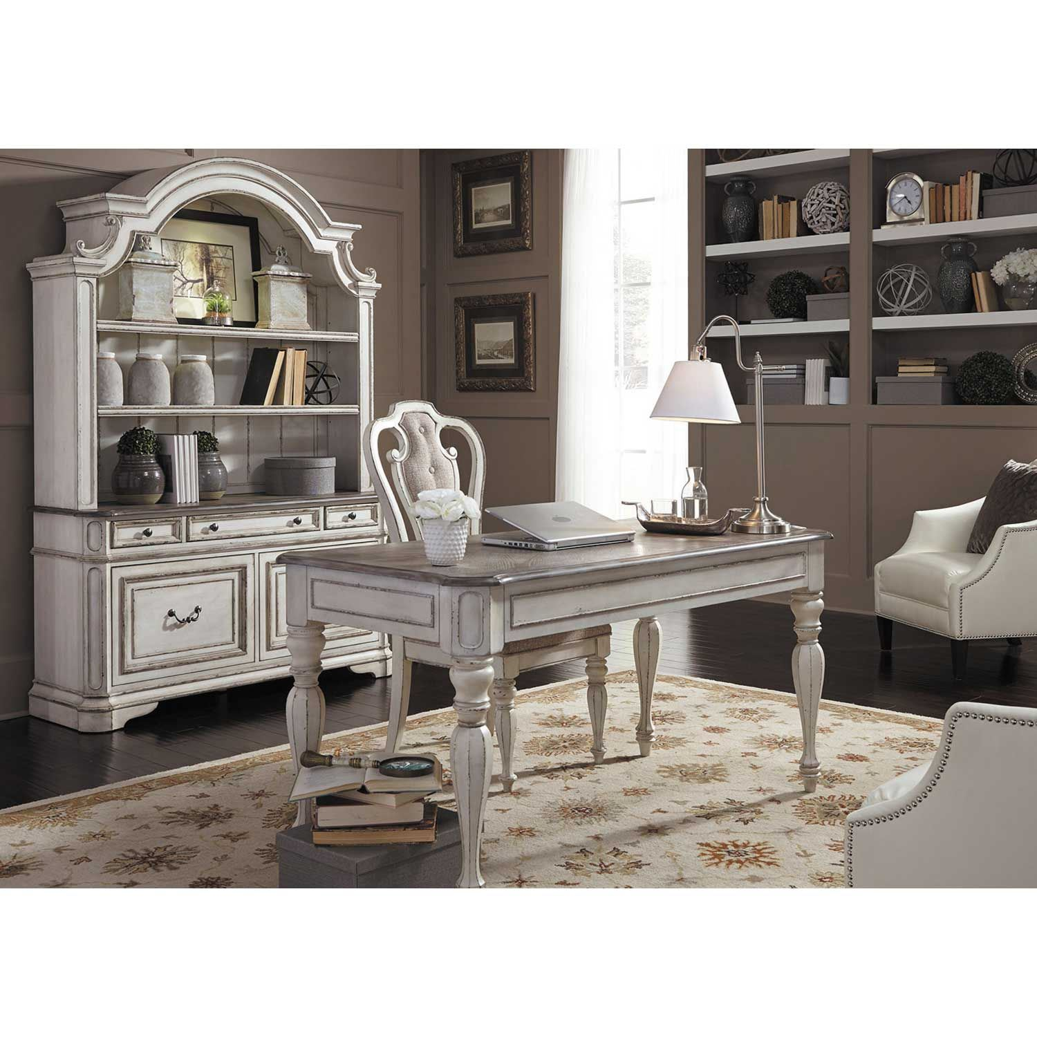 Magnolia Manor Writing Desk 244 Ho107 Liberty Furniture Afw Com