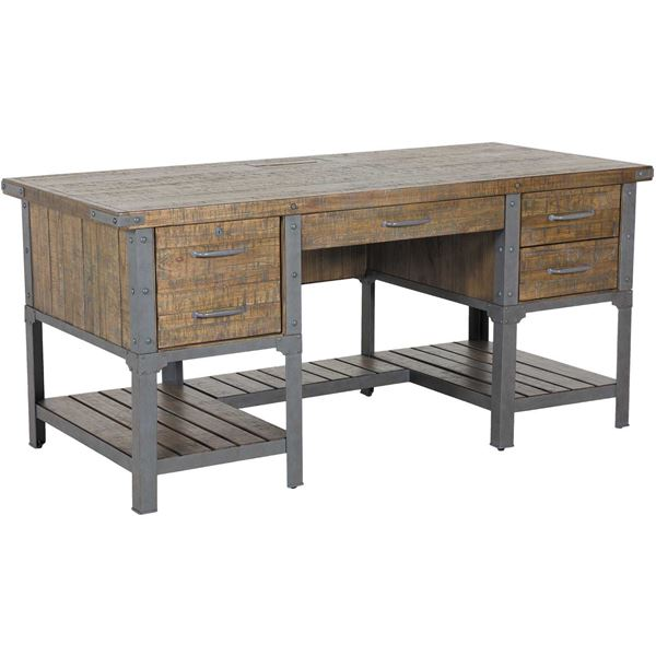 Picture of Artisan Revival Executive Desk