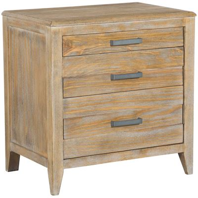 Picture of Torino 3 Drawer Nightstand