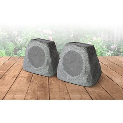 Picture of Solar Stone Glow Speaker Pair * D
