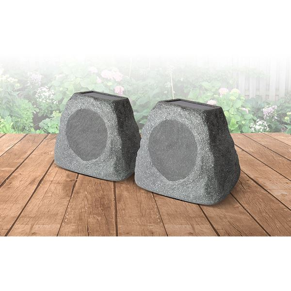Picture of Solar Stone Glow Speaker Pair * D