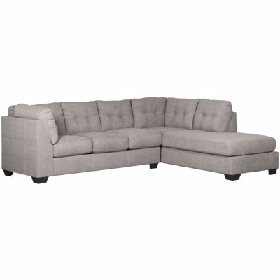 Picture of Maier Charcoal 2 Piece Sectional with RAF Chaise