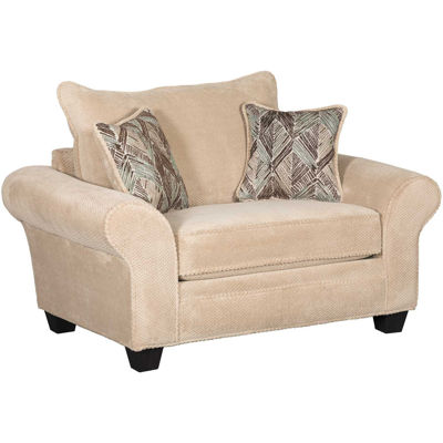 Picture of Artesia Sand Chair and a Half