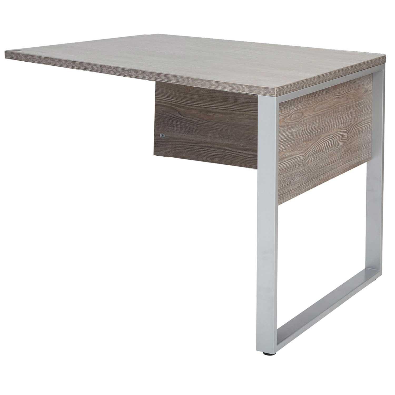 "Picture of Manhattan 32"" Return for Open Desks, Grey"
