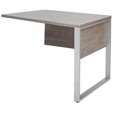 "Picture of Manhattan 32"" Return for Open Desks, Grey"