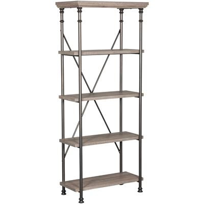 Picture of Canal Street Five Shelf Bookcase